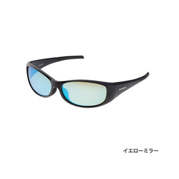 ≪'20年3月新商品!≫ シマノ バルバロス タイプ G UJ-100T ブラック/イエローミラー