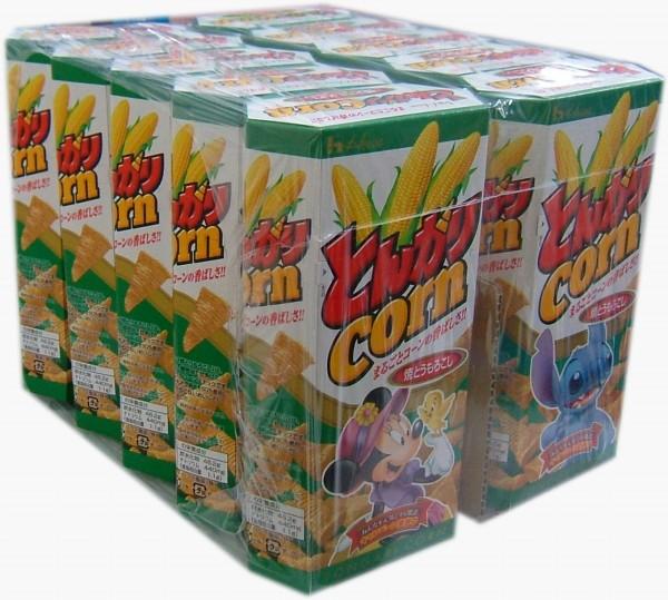 ハウス食品■とんがりコーン 焼きとうもろこし味 10箱