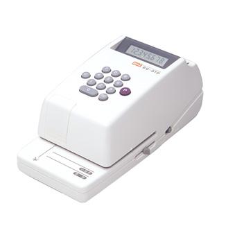 MAX 電子チェックライター EC90001 EC-310 マックス