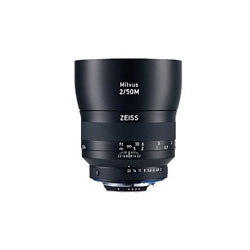Carl Zeiss Milvus 2/50M ZF.2(CPU付きニコンAi-S)マウント ブラック【送料無料】