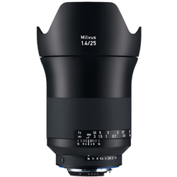 Carl Zeiss Milvus 1.4/25 ZF.2(ニコンAi-Sマウント CPU付き)【送料無料】