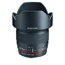 Samyang 10mm F2.8 ED AS NCS CS EOS-M用【送料無料】
