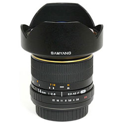 Samyang 14mm F2.8 IF ED UMC Aspherical キヤノン用【送料無料】
