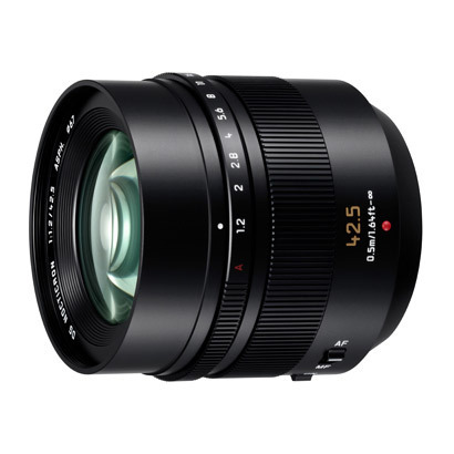 パナソニック H-NS043 LEICA DG NOCTICRON 42.5mm/F1.2 ASPH./POWER O.I.S.【送料無料】