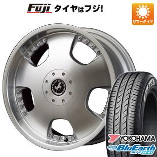タイヤはフジ 送料無料 MLJ ハイペリオン HYPER DISH II 5J 5.00-14 YOKOHAMA ブルーアース AE-01 165/55R14 14インチ サマータイヤ ホイール4本セット