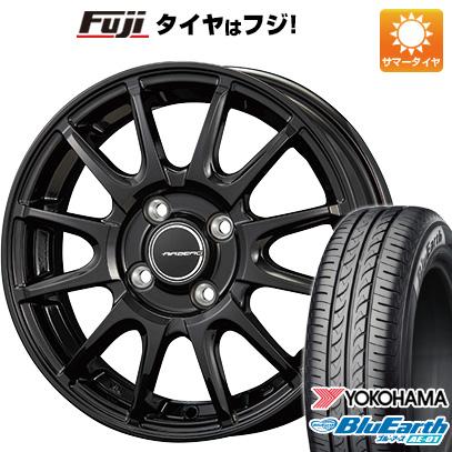 タイヤはフジ 送料無料 ソリオ(MA36S) KOSEI コーセイ エアベルグ レバンナ 4.5J 4.50-15 YOKOHAMA ブルーアース AE-01 165/65R15 15インチ サマータイヤ ホイール4本セット