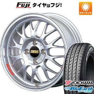 タイヤはフジ 送料無料 ソリオ(MA36S) BBS JAPAN BBS RG-F 5.5J 5.50-15 YOKOHAMA ブルーアース AE-01 165/65R15 15インチ サマータイヤ ホイール4本セット