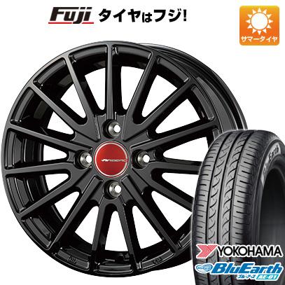 タイヤはフジ 送料無料 ソリオ(MA36S) KOSEI コーセイ エアベルグ ゼノン 4.5J 4.50-15 YOKOHAMA ブルーアース AE-01 165/65R15 15インチ サマータイヤ ホイール4本セット