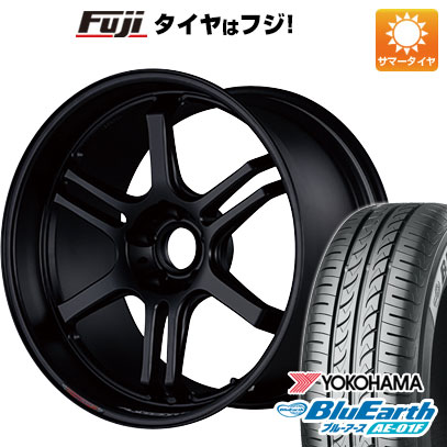 タイヤはフジ 送料無料 BRIDGESTONE ブリヂストン ポテンザ RW006 5.5J 5.50-15 YOKOHAMA ブルーアース AE-01F 185/65R15 15インチ サマータイヤ ホイール4本セット
