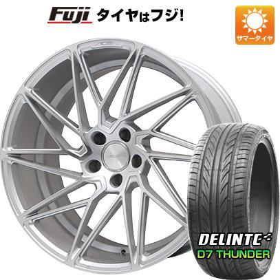 タイヤはフジ 送料無料 ACE ドリブン F:8.50-19 R:9.50-19 DELINTE デリンテ D7 サンダー(限定) F:245/40R19 R:275/35R19 サマータイヤ ホイール4本セット