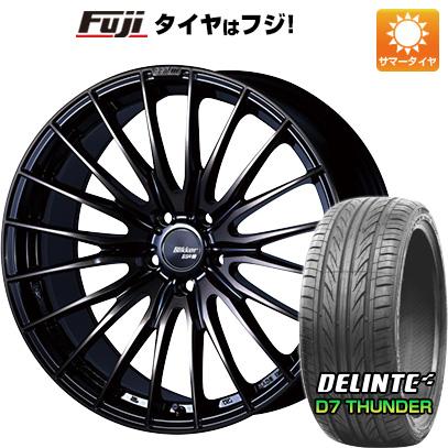 全国総量無料で タイヤはフジ 送料無料 SSR ブリッカー 01F 20インチ 8.5J 8.50-20 8.50-20 サンダー(限定) DELINTE デリンテ D7 サンダー(限定) 245/40R20 20インチ サマータイヤ ホイール4本セット, カナダマチ:cfecd9a1 --- gerber-bodin.fr