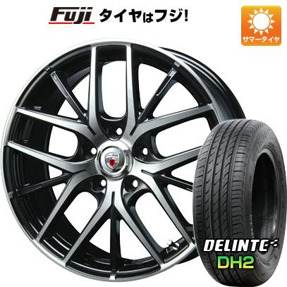 タイヤはフジ 送料無料 BLEST ブレスト ユーロスポーツ MXベテルグ 7J 7.00-18 DELINTE デリンテ DH2(限定) 215/35R18 18インチ サマータイヤ ホイール4本セット