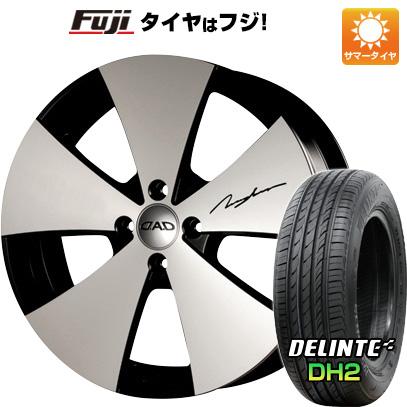 【1着でも送料無料】 タイヤはフジ 送料無料 GARSON ギャルソン ツェンレイン109 6.5J 6.50-16 DELINTE デリンテ DH2(限定) 205/50R16 16インチ サマータイヤ ホイール4本セット, calinuts b5e2c1a4