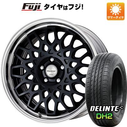 タイヤはフジ 送料無料 WORK ワーク シーカー CX 6.5J 6.50-16 DELINTE デリンテ DH2(限定) 215/60R16 16インチ サマータイヤ ホイール4本セット