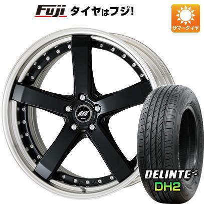 タイヤはフジ 送料無料 WORK ワーク ジースト ST2 8.5J 8.50-21 DELINTE デリンテ DH2(限定) 245/35R21 21インチ サマータイヤ ホイール4本セット