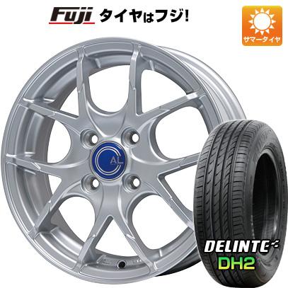 タイヤはフジ 送料無料 BRANDLE ブランドル M69 5.5J 5.50-15 DELINTE デリンテ DH2(限定) 175/65R15 15インチ サマータイヤ ホイール4本セット