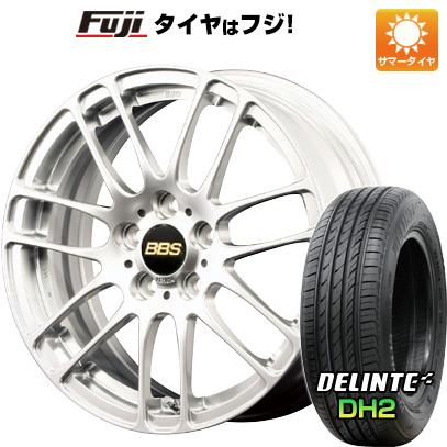 タイヤはフジ 送料無料 BBS JAPAN BBS RE-L2 6.5J 6.50-16 DELINTE デリンテ DH2(限定) 205/55R16 16インチ サマータイヤ ホイール4本セット