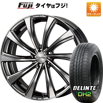 タイヤはフジ 送料無料 VENERDI ヴェネルディ マデリーナジラーレ 7.5J 7.50-18 DELINTE デリンテ DH2(限定) 225/40R18 18インチ サマータイヤ ホイール4本セット