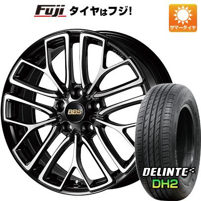 【送料無料】  BBS JAPAN BBS RE-X 9J 9.00-21 DELINTE デリンテ DH2(限定) 245/40R21 21インチ サマータイヤ ホイール4本セット