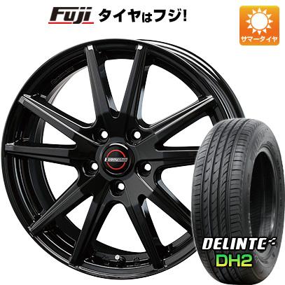 タイヤはフジ 送料無料 BLEST ブレスト ユーロマジック ランスST 6.5J 6.50-16 DELINTE デリンテ DH2(限定) 215/60R16 16インチ サマータイヤ ホイール4本セット