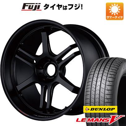 タイヤはフジ 送料無料 BRIDGESTONE ブリヂストン ポテンザ RW006 8J 8.00-18 DUNLOP ルマン V(ファイブ) 215/40R18 18インチ サマータイヤ ホイール4本セット