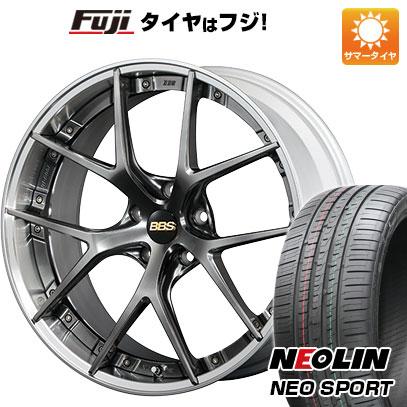 タイヤはフジ 送料無料 BBS JAPAN BBS RI-S 8.5J 8.50-20 NEOLIN ネオリン ネオスポーツ(限定) 225/35R20 20インチ サマータイヤ ホイール4本セット