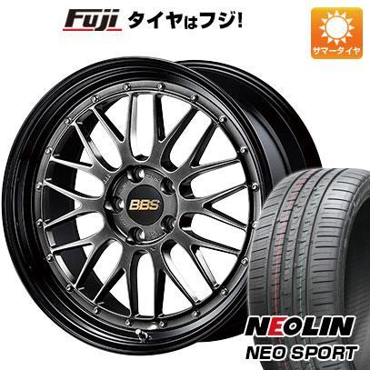 タイヤはフジ 送料無料 BBS JAPAN BBS LM 2018 Limited Edition 8.5J 8.50-20 NEOLIN ネオリン ネオスポーツ(限定) 245/30R20 20インチ サマータイヤ ホイール4本セット