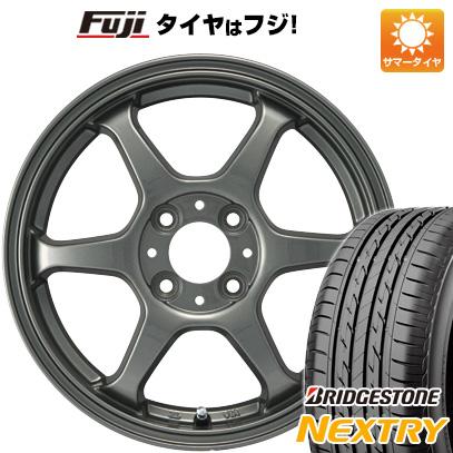 タイヤはフジ 送料無料 カジュアルセット タイプL 2. 5J 5.00-15 BRIDGESTONE ブリヂストン NEXTRY ネクストリー(限定) 165/55R15 15インチ サマータイヤ ホイール4本セット