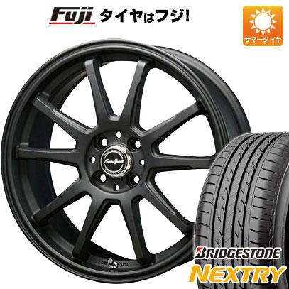 タイヤはフジ 送料無料 BLEST ブレスト ユーロスポーツ タイプSS-01 5J 5.00-15 BRIDGESTONE ブリヂストン NEXTRY ネクストリー(限定) 165/50R15 15インチ サマータイヤ ホイール4本セット