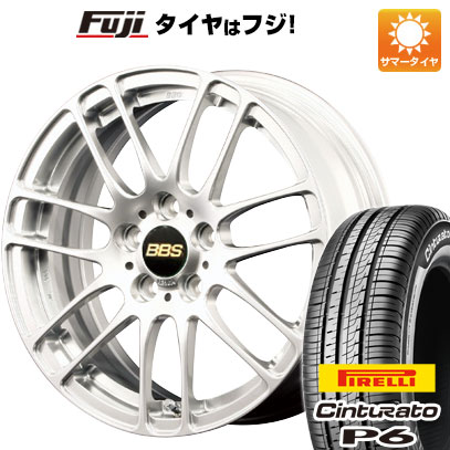 タイヤはフジ 送料無料 BBS JAPAN BBS RE-L2 6.5J 6.50-16 PIRELLI チンチュラートP6 205/55R16 16インチ サマータイヤ ホイール4本セット