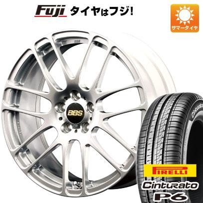 タイヤはフジ 送料無料 シエンタ 5穴/100 BBS JAPAN BBS RE-L2 6J 6.00-15 PIRELLI チンチュラートP6 185/60R15 15インチ サマータイヤ ホイール4本セット