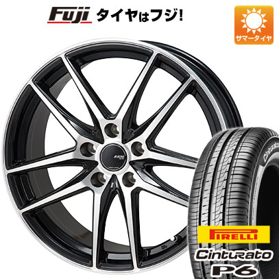 タイヤはフジ 送料無料 シエンタ 5穴/100 MONZA モンツァ JPスタイル グリッド 6J 6.00-15 PIRELLI チンチュラートP6 185/60R15 15インチ サマータイヤ ホイール4本セット