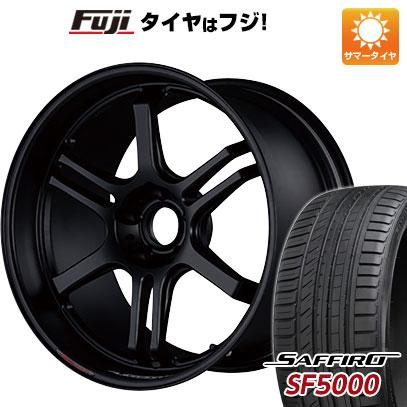 タイヤはフジ 送料無料 BRIDGESTONE ブリヂストン ポテンザ RW006 5.5J 5.50-15 SAFFIRO サフィーロ SF5000(限定) 185/55R15 15インチ サマータイヤ ホイール4本セット