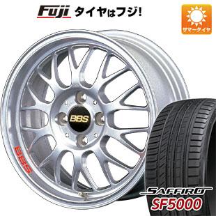 タイヤはフジ 送料無料 BBS JAPAN BBS RG-F 6J 6.00-15 SAFFIRO サフィーロ SF5000(限定) 185/55R15 15インチ サマータイヤ ホイール4本セット