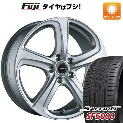 タイヤはフジ 送料無料 BRIDGESTONE ブリヂストン バルミナ ZR5 7J 7.00-17 SAFFIRO サフィーロ SF5000(限定) 225/50R17 17インチ サマータイヤ ホイール4本セット