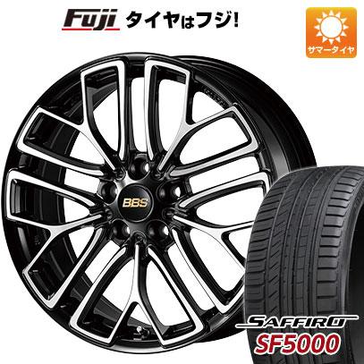 タイヤはフジ 送料無料 BBS JAPAN BBS RE-X 8.5J 8.50-18 SAFFIRO サフィーロ SF5000(限定) 235/50R18 18インチ サマータイヤ ホイール4本セット