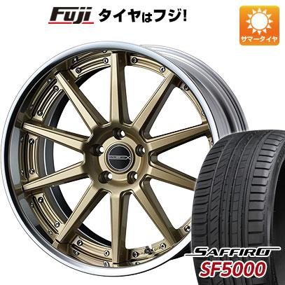 タイヤはフジ 送料無料 WEDS ウェッズ マーベリック 1010S 9J 9.00-21 SAFFIRO サフィーロ SF5000(限定) 245/40R21 21インチ サマータイヤ ホイール4本セット