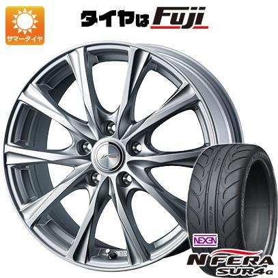 【送料無料】 205/55R16 16インチ WEDS ウェッズ ジョーカー マジック 6.5J 6.50-16 NEXEN ネクセン エヌフィラ SUR4G(限定) サマータイヤ ホイール4本セット
