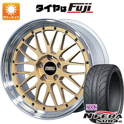 【送料無料】 225/40R18 18インチ BBS JAPAN BBS LM 7.5J 7.50-18 NEXEN ネクセン エヌフィラ SUR4G(限定) サマータイヤ ホイール4本セット
