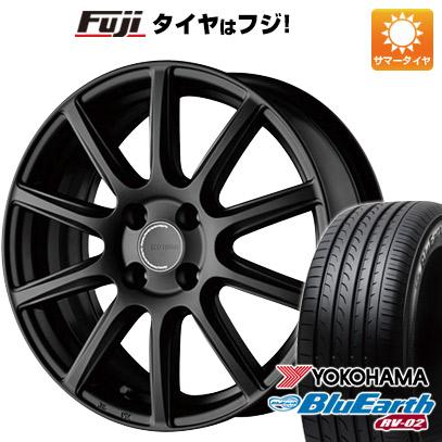 タイヤはフジ 送料無料 BRIDGESTONE ブリヂストン エコフォルム CRS/131 7J 7.00-17 YOKOHAMA ブルーアース RV-02 225/65R17 17インチ サマータイヤ ホイール4本セット