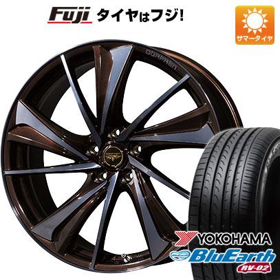 世界有名な タイヤはフジ ドルフレン 送料無料 TOPY トピー ドルフレン ヴァルネ 8.5J 245/35R20 8.50-20 トピー YOKOHAMA ブルーアース RV-02 245/35R20 20インチ サマータイヤ ホイール4本セット, シガムラ:e22dd009 --- mirror.co.rs
