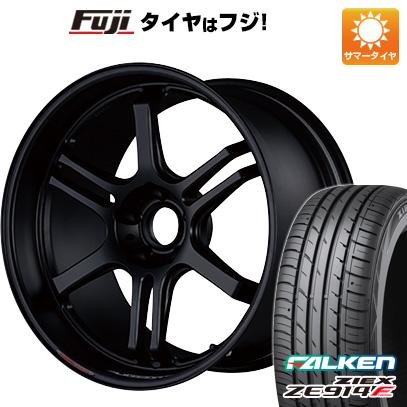 タイヤはフジ 送料無料 BRIDGESTONE ブリヂストン ポテンザ RW006 8.5J 8.50-18 FALKEN ジークス ZE914F 235/40R18 18インチ サマータイヤ ホイール4本セット