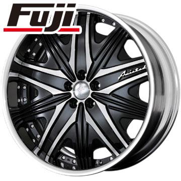 タイヤはフジ 送料無料 AMISTAD アミスタット マドゥーラ F005 9J 9.00-22 YOKOHAMA PARADA Spec-X 255/30R22 22インチ サマータイヤ ホイール4本セット
