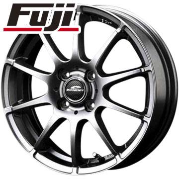 タイヤはフジ 送料無料 MID シュナイダー スタッグ 4J 4.00-13 DUNLOP エナセーブ EC204 165/70R13 13インチ サマータイヤ ホイール4本セット