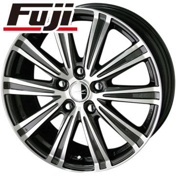 タイヤはフジ 送料無料 KYOHO 共豊 スマック スパロー 6.5J 6.50-16 DUNLOP EC202L 205/60R16 16インチ サマータイヤ ホイール4本セット