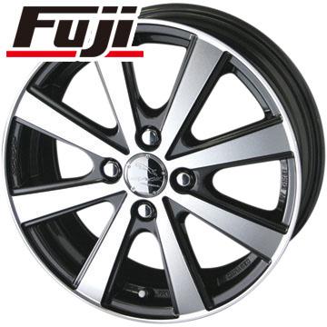 タイヤはフジ 送料無料 KYOHO 共豊 スマック VI-R 5.5J 5.50-15 DUNLOP ルマン V(ファイブ) 185/55R15 15インチ サマータイヤ ホイール4本セット