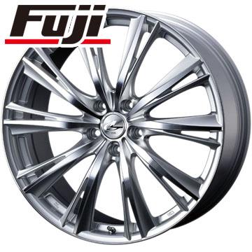 2019特集 タイヤはフジ 送料無料 WEDS ウェッズ レオニス WX 8J 8.00-19 DUNLOP ルマン V(ファイブ) 215/35R19 19インチ サマータイヤ ホイール4本セット, ミナミウオヌマグン bcfc742e