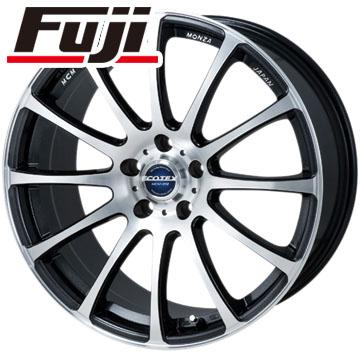 正規通販 タイヤはフジ 送料無料 MONZA モンツァ エコテック MCM-012 F:8.00-19 R:9.00-19 NITTO NT555 G2 F:245/40R19 R:275/35R19 サマータイヤ ホイール4本セット, 天間林村 4296fdd0