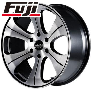 タイヤはフジ 送料無料 ハイエース200系 M-TECHNO エムテクノ M.T.S. MJ16-02S 7J 7.00-16 BRIDGESTONE GL-R 109/107 215/65R16 16インチ サマータイヤ ホイール4本セット