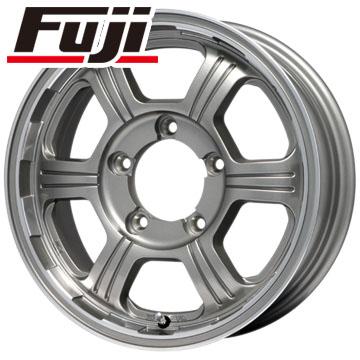 タイヤはフジ 送料無料 ジムニー PREMIX プレミックス ファング 5.5J 5.50-16 YOKOHAMA ジオランダー M/T+ G001 215/85R16 16インチ サマータイヤ ホイール4本セット